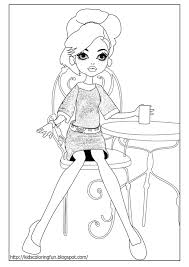 100 lagoona blue coloring pages unleash your inner monster with