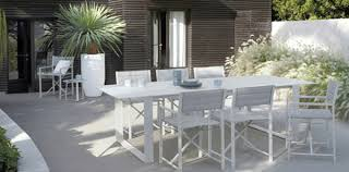White Patio Furniture Sets 25 Outdoor Furniture Dining Set Home Design And Interior