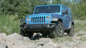 rubicon jeep blue watch the 2016 jeep wrangler rubicon rock it