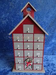 country farmhouse wooden advent calendar barn yonder star