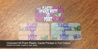 Vancouver Business Card Printing Plastic Business Card And Postcard Printing At Clubcard Printing
