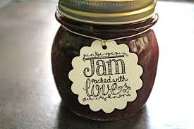 jam wedding favors personalized wedding favor tags canning tags 50 jam packed