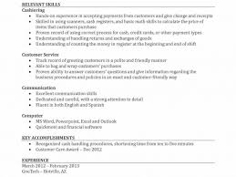 Resume Examples Cashier Experience Extraordinary Retail Cashier Resume 13 Templates Cashier Resume