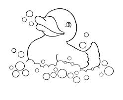 duck coloring pages pixelpictart com