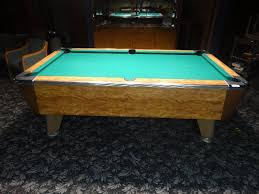 Valley Bar Table Valley Panther Coin Op Pool Table Wichita Rhythm Cues Bar