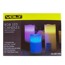 Home Decor Candles Flameless Led Candles Home Decor Indoor Lighting Volt Lighting