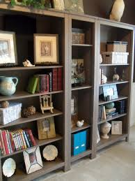 Ikea Narrow Bookcase by Hemnes Bookcase Ikea Solid Wood Has A Natural Feel The Shelves