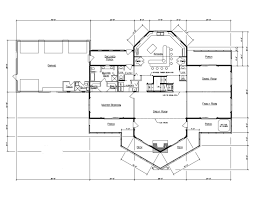kings landing custom floor plan ward cedar log homes