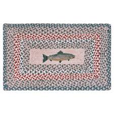 Fish Area Rug Fish Area Rug Wayfair