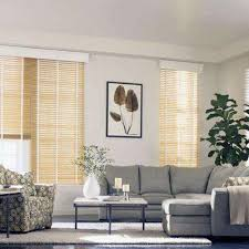 12 Blinds White Wood Blinds Blinds The Home Depot