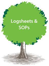 log sheets sops national agricultural practices program