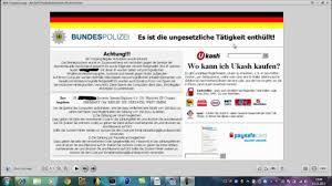 Wo K He Kaufen Ukash Bzw Bka Trojaner Entfernen Youtube