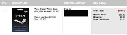gift card online best buy screwed up my order when i bought a steam gift card
