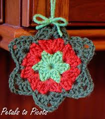 ornament allfreecrochet