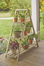 Herb Shelf Best 20 Outdoor Plant Stands Ideas On Pinterest Plant Stands