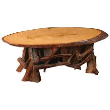 Dining Room Furniture Made In Usa Rustic Oval Coffee Table 06 1721 Amish Oak Cabin Furniture Made In