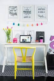 bureau coloré 26 idées pour déco chambre ado fille big rooms room decor