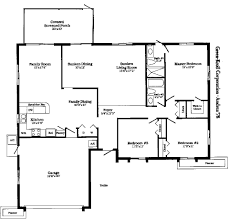 small cabin floor plans free free cottage floor plans homepeek