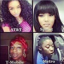T Mobile Meme - at t sprint t mobile metro