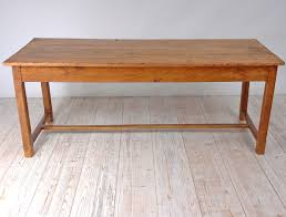 french refectory table in pine circa 1800 bonnin ashley