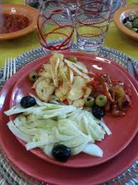 cuisiner du fenouil frais cuisine tunisienne salade de fenouil de 2 façons