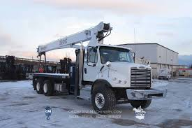 2014 manitex 26101c crane and machinery chicago il
