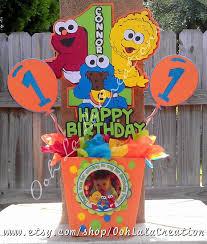 Elmo Centerpieces Ideas by 22 Best Birthday Centerpieces Images On Pinterest Birthday