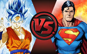 goku superman cartoon fight club episode 30