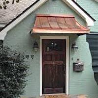 Front Porch Awning Exterior Door Awning Justsingit Com