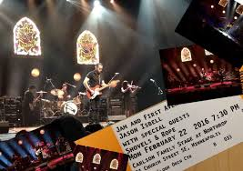 Drive By Truckers Decoration Day by Jason Isbell Positively Shines At Northrop The Current