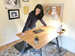 Easy To Assemble Desk Quinn U0027s First Soccer Practice My New Stand Up Desk Carrots U0027n