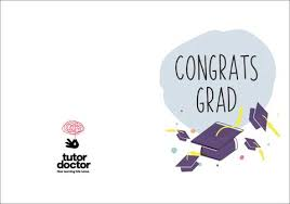 Doctor Who Congratulations Card Greeting Cards U2013 Tutor Doctor Print