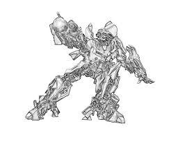 image gallery transformers 4 coloring pages bumblebee