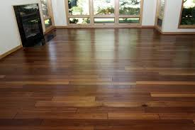 Hardwood Floor Living Room Mahogany Scraped Hardwood Floor Contemporary Living