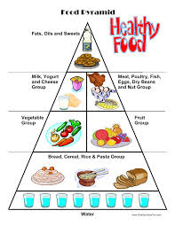 55 best food pyramid images on nutrition activities
