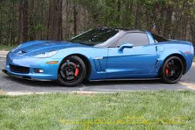 2010 grand sport corvette 2010 corvette grand sport 3lt supercharged for sale at buyavette