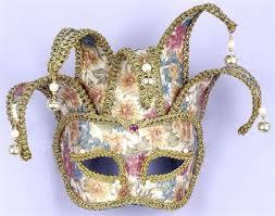 jester mardi gras joker masquerade mask