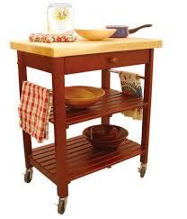 butcher block kitchen cart u2014 decor trends unique kitchen carts