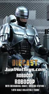 Mechanical Chair Jualhottoys Com Toys Robocop With Mechanical Chair Diecast