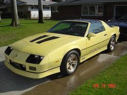 1985 yellow l69 iroc z camaro5 chevy camaro forum camaro zl1