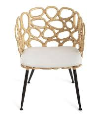 Rattan Accent Chair Hailey Rattan Black Chair