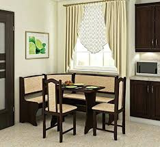 l shaped breakfast nook kitchen nook kitchen contemporary with