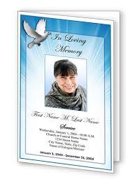 Memorial Pamphlets Samples Funeral Pamphlet Memorial Pamphlets Service Handouts