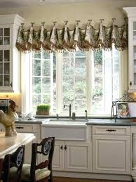 valance ideas for kitchen windows kitchen window treatments valances skippr co