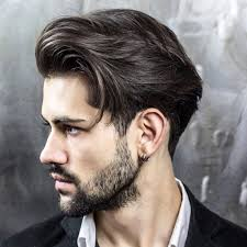 Mens Hairstyle By Face Shape by Mens Hairstyles For Long Face Shape And Braidbarbers And Zero Fade