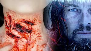 special effects makeup for halloween bear attack fx makeup tutorial inspired by the revenant mykie