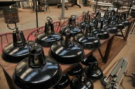 french industrial pendant lighting set of 30 french vintage industrial black factory pendant lights