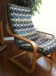 Ikea Poang Ottoman Ikea Poang Chair Cover Kikolhi Boutique
