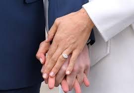 how do wedding rings work how do royal engagements work popsugar