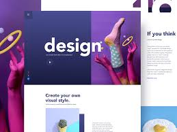 website design ideas 2017 clean and colorful ideas web design inspiration by raaz das